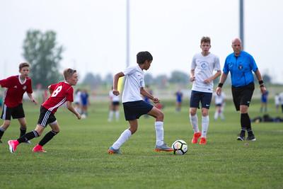 Michiana Echo 05 Premier President's Cup Regionals - June 16, 2018.