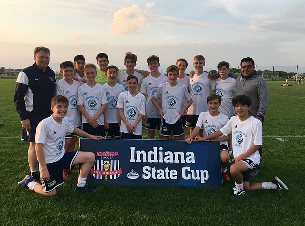 Michiana Echo 05 Premier State Cup  - May 17, 2019.