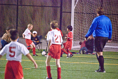 Mustang Soccer 2008 Team Lightning Playoff -18