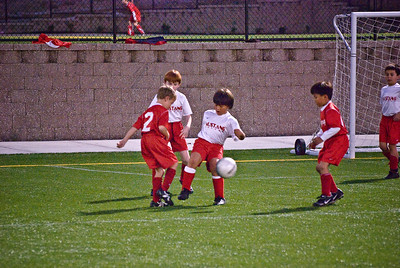 Mustang Soccer 2008 Team Lightning Playoff -10