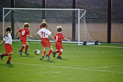 Mustang Soccer 2008 Team Lightning Playoff -7