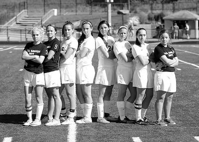 NDCL Girls Soccer 2014