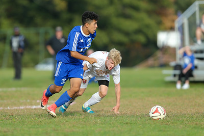 North Babylon vs Hills West Boys Soccer   Oct 5th 2017   Copyright: Chris Bergmann Photography