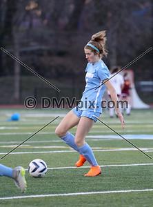 Oakton @ Yorktown Girls Soccer (11 Mar 2019)
