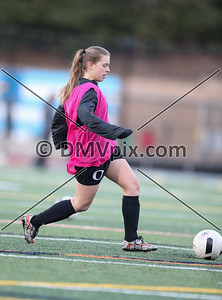 Oakton @ Yorktown Girls Soccer (23 Mar 2017)