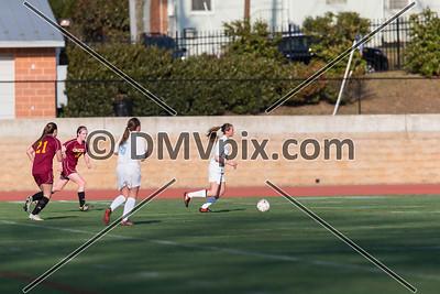 Oakton @ Yorktown Girls JV Soccer (24 Mar 2015)