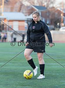 Oakton @ Yorktown Girls Var Soccer (24 Mar 2015)