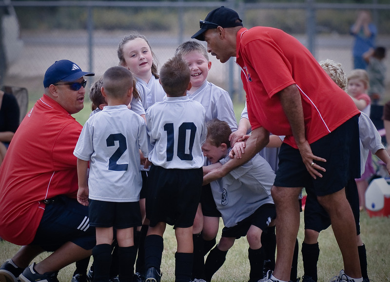 Tanque Verde Soccer Club Games 10.4.2008