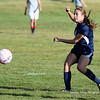 Bonneville Lakers Play Ogden Tigers in Soccer Action