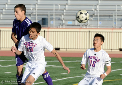 Oroville vs Willows Boys soccer