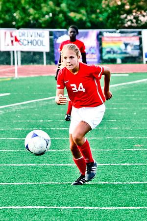Paige Barta Soccer