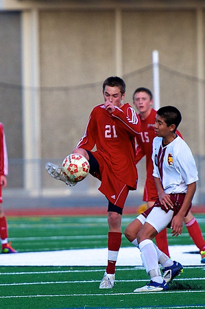 Panthers Soccer Jan 18th 2012