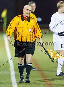 Park View @ W-L Boys Varsity Soccer (10 Mar 2014)