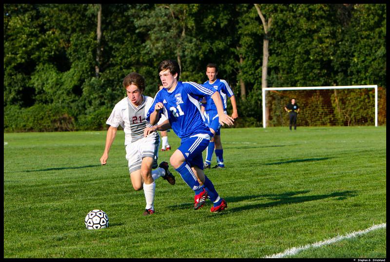 Holmdel HS Soccer, 2006