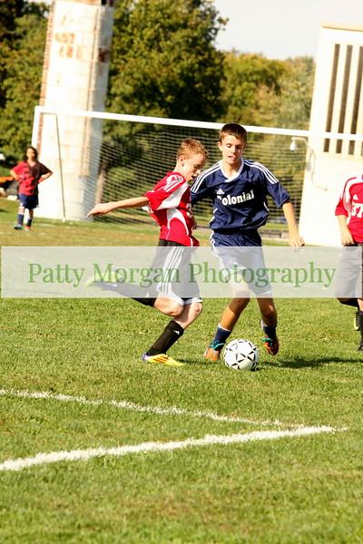 CMS Boys Soccer 2012 Season