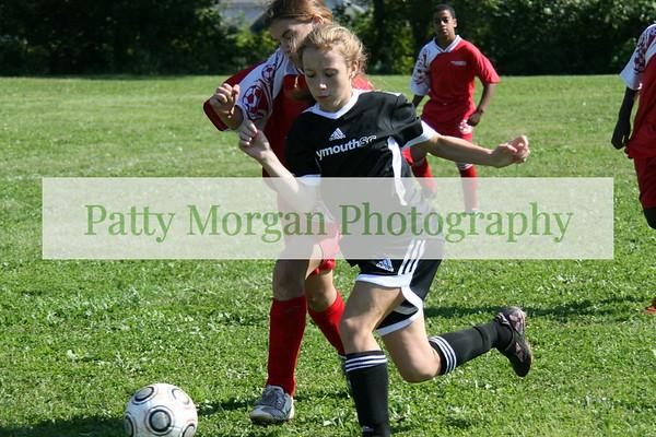 PCA Soccer Tournament 10/04/2009