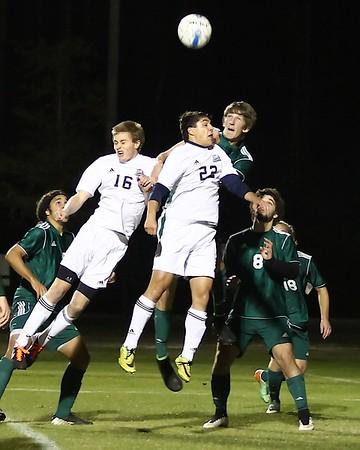 Ponte Vedra Boys' Soccer vs Choctawhatchee Regional Playoffs