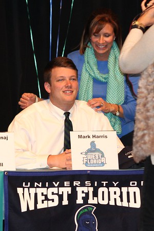 Ponte Vedra High School Signing Day 2/4/15