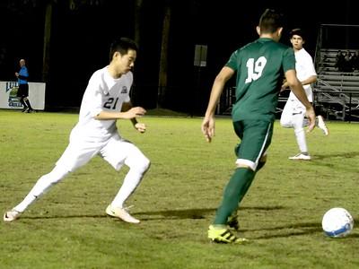 Ponte Vedra High School Boys' soccer vs Fleming Island 2017