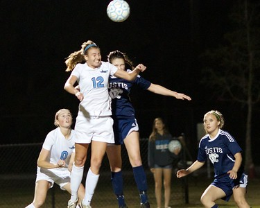 Ponte Vedra Lady Sharks vs Eustis State Semi-final 2-3-12
