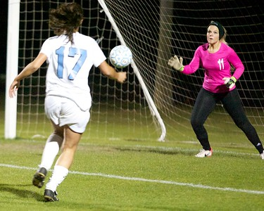 Ponte Vedra Lady Sharks vs Bishop Kenny Regional Playoffs 1/23/13