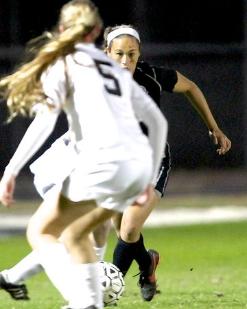 Ponte Vedra Girls' Soccer vs Creekside 12/9/14