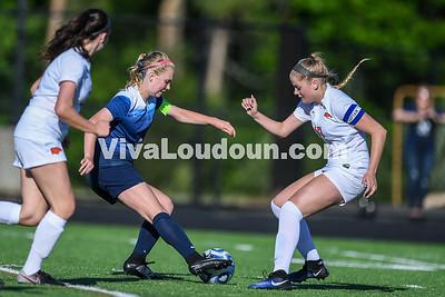 Girls Soccer: Stone Bridge vs Briar Woods 5.23.2018