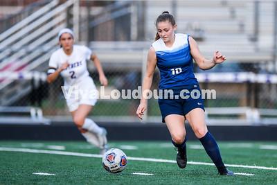Girls Soccer: Stone Bridge vs Potomac Falls 5.3.2018