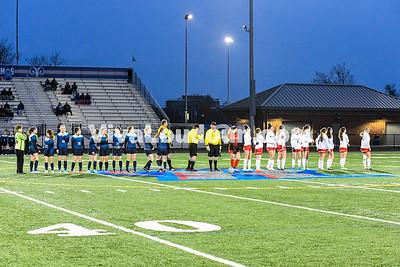 Girls Soccer: Stone Bridge vs Riverside 3.12.2018