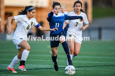 Girls Soccer: Stone Bridge vs Westfield 4.18.2018