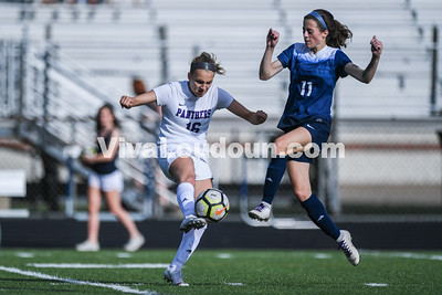 Girls Soccer Regional Semifinals; Potomac Falls vs Stone Bridge 5.29.2019
