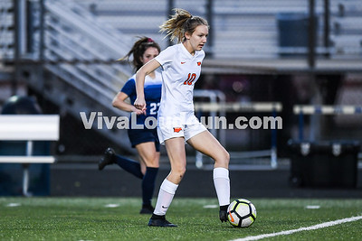 Girls Soccer: Briar Woods vs Stone Bridge 3.28.2019