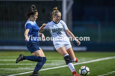 Girls Soccer: John Champe vs Stone Bridge 4.8.2019