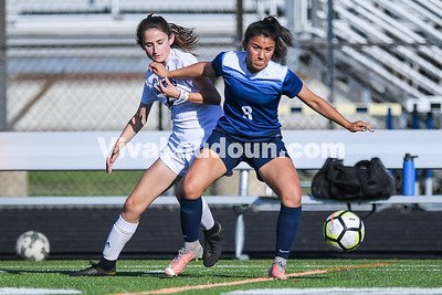 Girls Soccer Playoffs: Broad Run vs Stone Bridge 5.20.2019