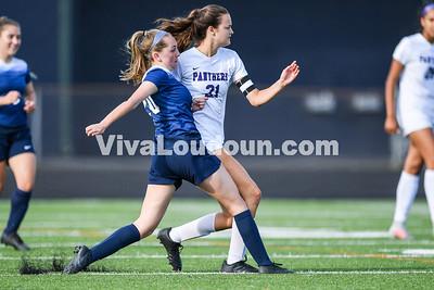 Girls Soccer Playoffs: Potomac Falls vs Stone Bridge 5.22.2019