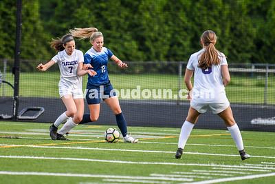 Girls Soccer: Potomac Falls vs Stone Bridge 5.2.2019