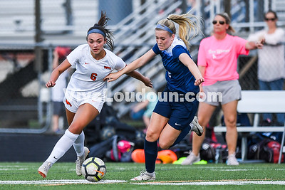 Girls Soccer: Regional Finals, Briar Woods vs Stone Bridge 5.31.2019
