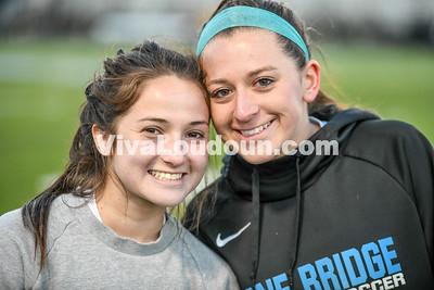 Girls Soccer: Rock Ridge vs Stone Bridge 3.26.2019