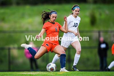 Girls Soccer: Stone Bridge vs Briar Woods 4.29.2019