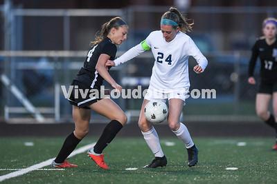 Girls Soccer: Stone Bridge vs Potomac Falls 4.1.2019