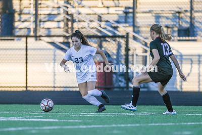 Girls Soccer: Stone Bridge vs Rock Ridge 4.22.2019