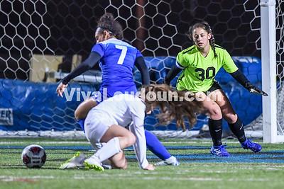 Girls Soccer: Stone Bridge vs Tuscarora 3.25.2019