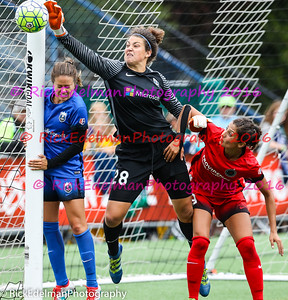 Portland Thorns FC vs. Seattle Reign FC