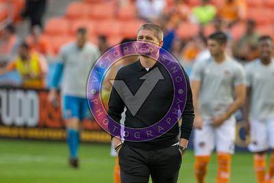 Houston Dynamo 1- 2 Vancouver Whitecaps March 10, 2018 at BBVA Compass Stadium 5pm kick off