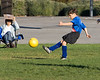 Bradon once again was a stalwart defender, sending the ball authoritatively back down the field on numerous occasions.