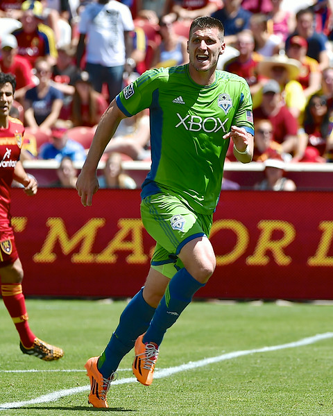 Seattle Sounder FC takes on Real Salt Lake