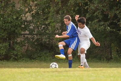 RHS Boys soccer-99