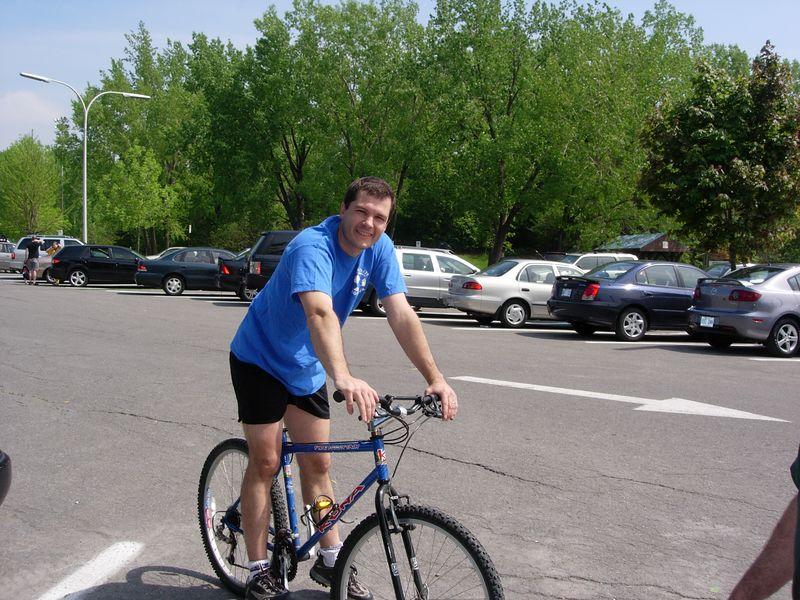 Hubert the Biker