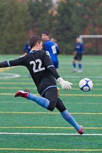 Christian Maraldo kicking