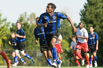Ryerson moving forward Ryerson moving forward; Midfielder Jonathan Sadacharalingam (MURR8626)